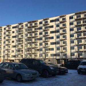 Apartment Buildings 1