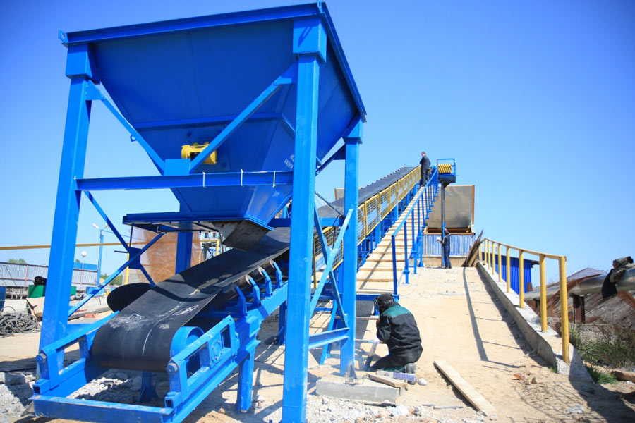 Conveyor for Pulp and Paper