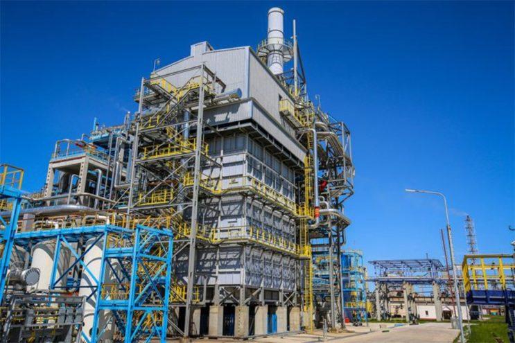 Hydrogen Generator for Production Plants