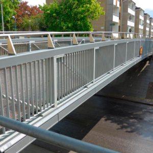 Pedestrian Bridges for Stockholm 1