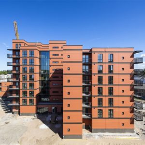 Steel Structures for Apartment Buildings 1