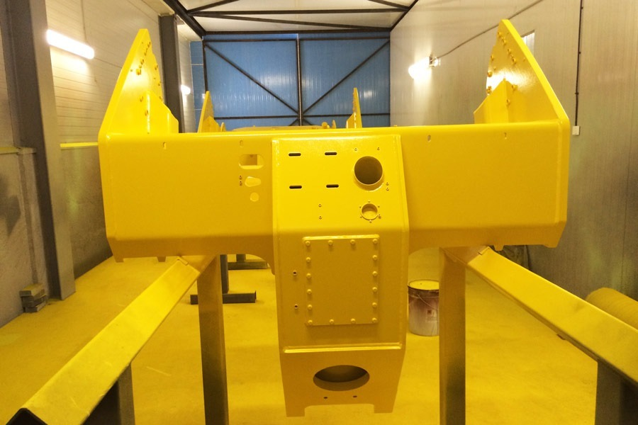 Equipment for Heavy Industry