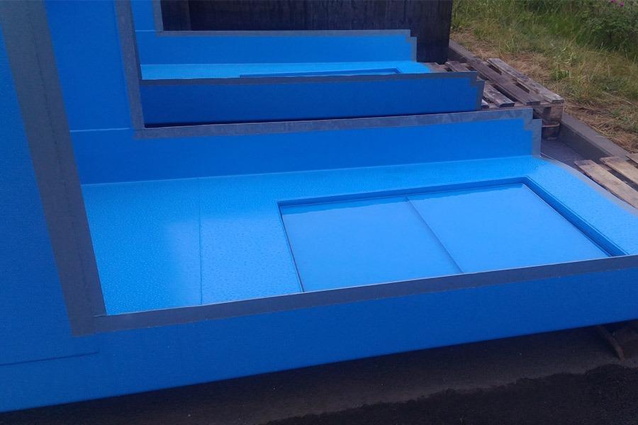 Log Belt Conveyor