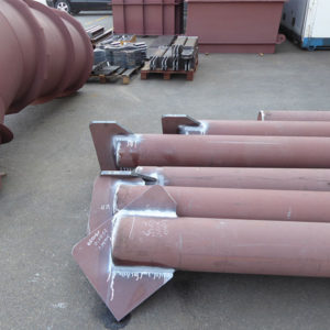 Vessel for Wind Turbine