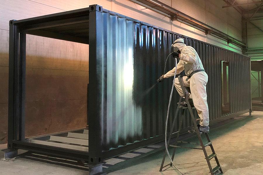 steel painting 1